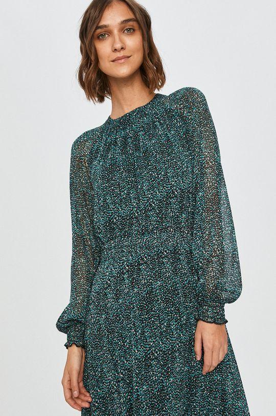 голубой Answear Lab - Платье