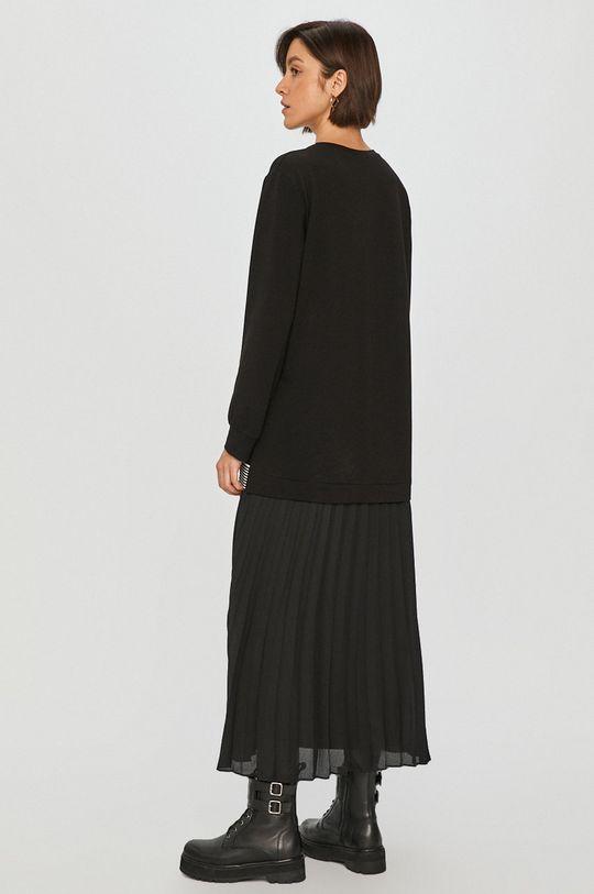 Answear Lab - Šaty  50% Bavlna, 50% Polyester