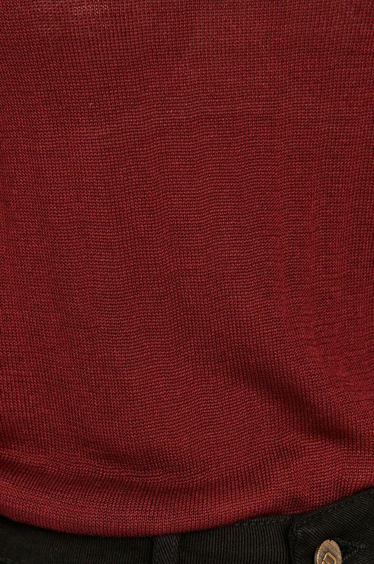 purpurový Answear Lab - Sveter