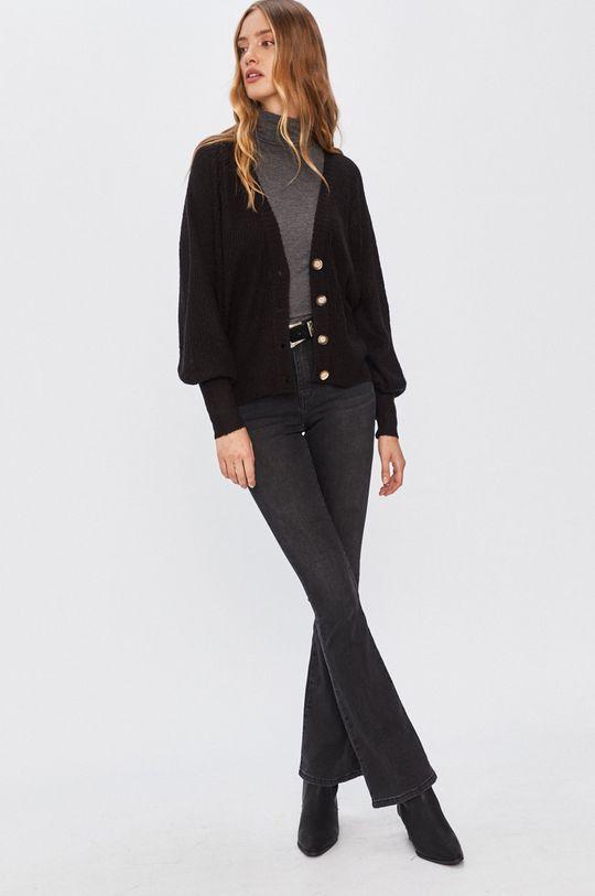 čierna Answear - Kardigán Answear Lab Dámsky