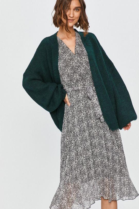 verde Answear Lab - Cardigan De femei