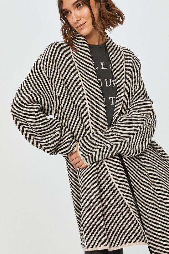 alb Answear Lab - Cardigan De femei