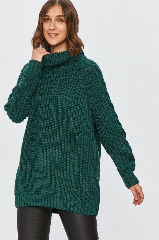verde Answear Lab - Pulover De femei