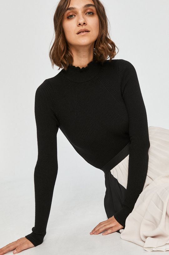 чёрный Answear Lab - Свитер Женский
