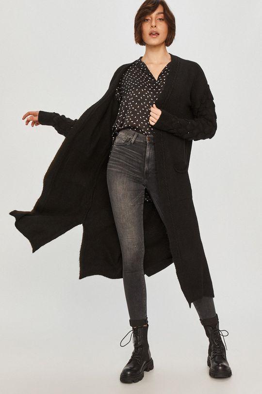 negru Answear Lab - Cardigan De femei