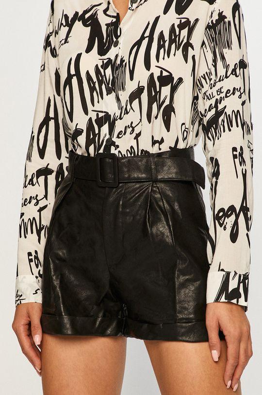 černá Answear - Kraťasy Answear Lab Dámský