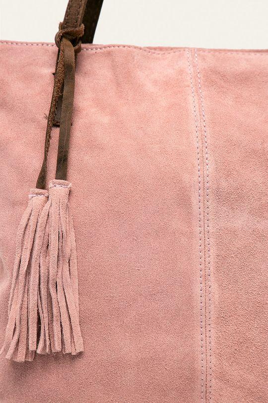 Answear - Kožená kabelka  100% Přírodní kůže