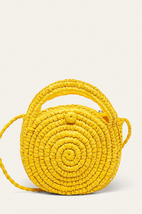 žlutá Answear - Kabelka Dámský