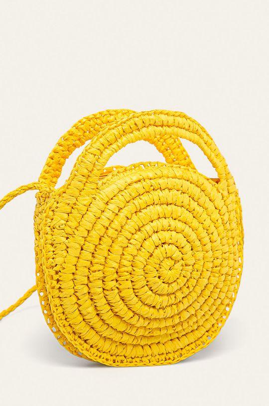 Answear - Kabelka žlutá