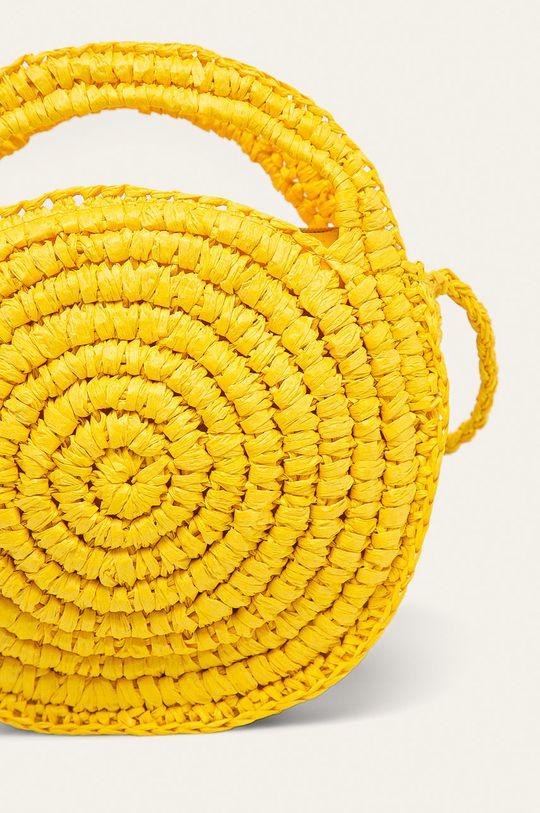 žlutá Answear - Kabelka