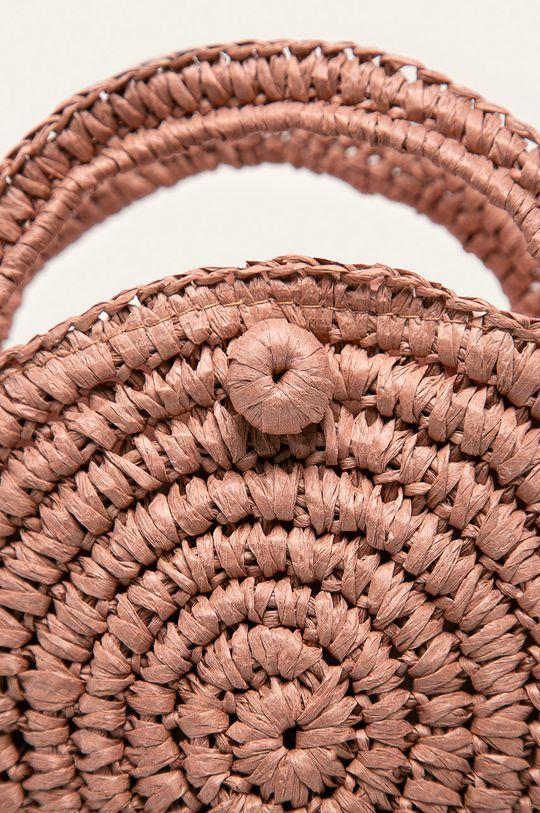 Answear - Kabelka pastelově růžová