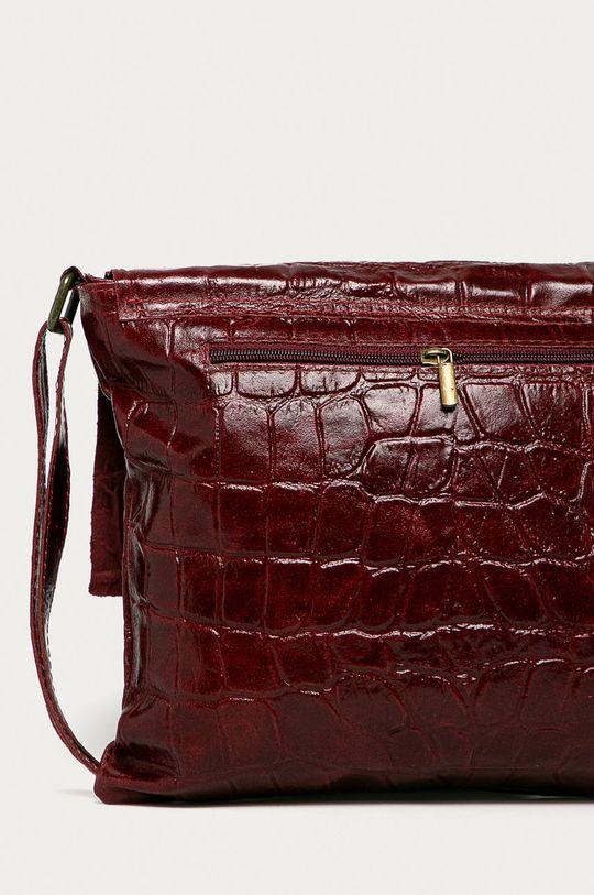 Answear Lab - Kožená kabelka  Hlavní materiál: 100% Přírodní kůže