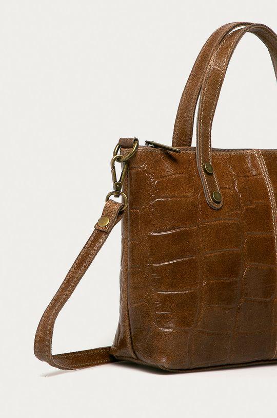 Answear Lab - Kožená kabelka  100% Přírodní kůže