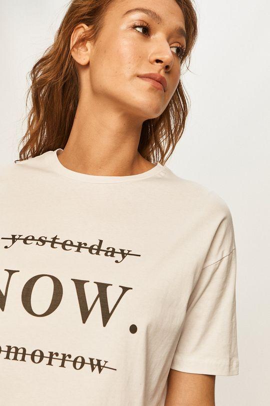biały Answear - T-shirt