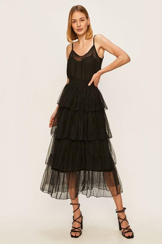 Answear - Блузка Answear Lab чорний