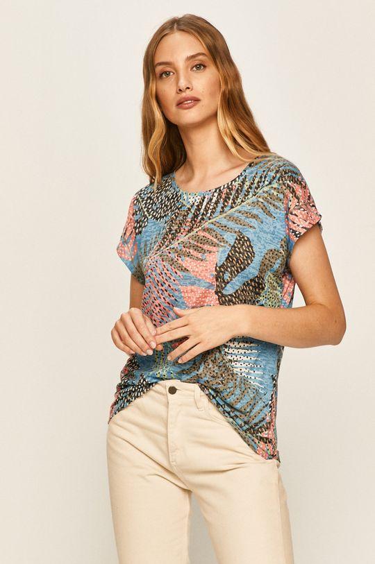 vícebarevná Answear - Tričko Dámský