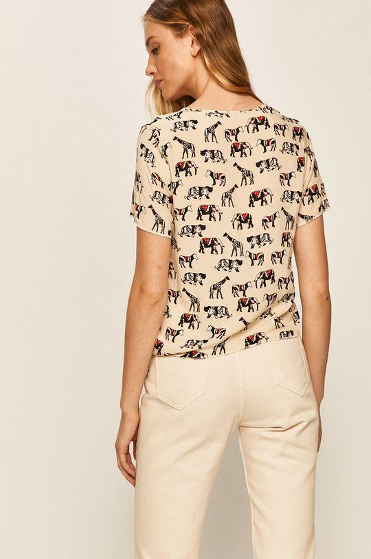 Answear - T-shirt 100 % Wiskoza