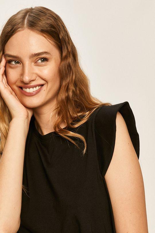 negru Answear - Tricou Answear Lab De femei