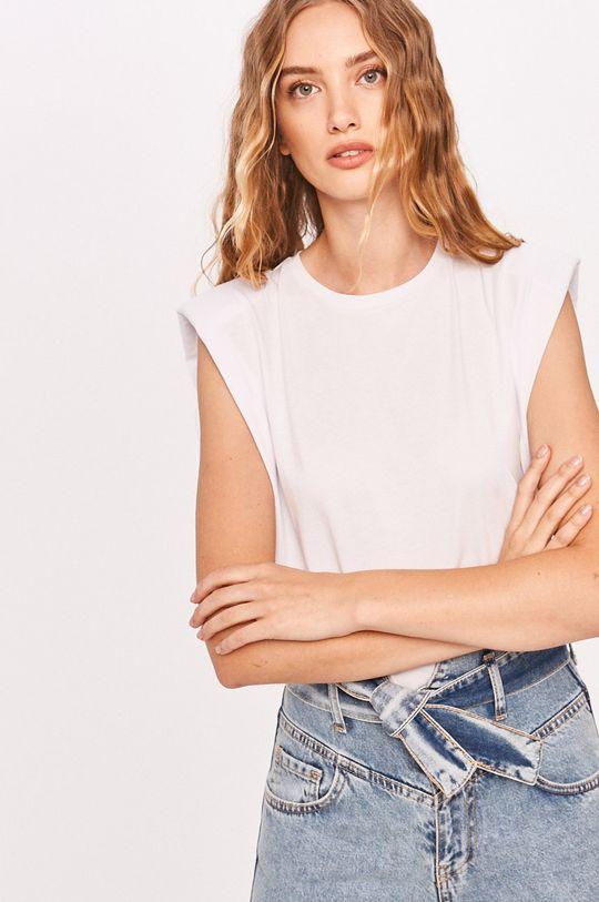 fehér Answear Lab - T-shirt Női