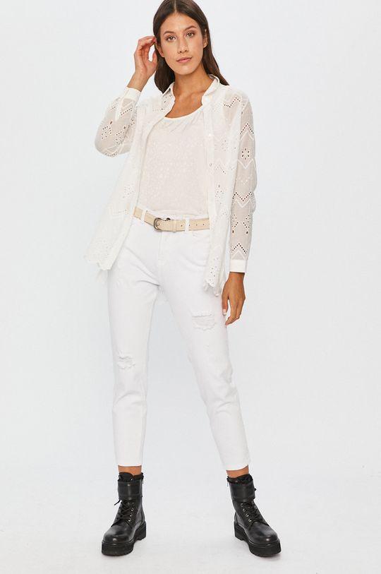 Answear - Bluzka Answear Lab biały