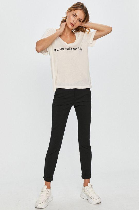 Answear Lab - Tricou alb