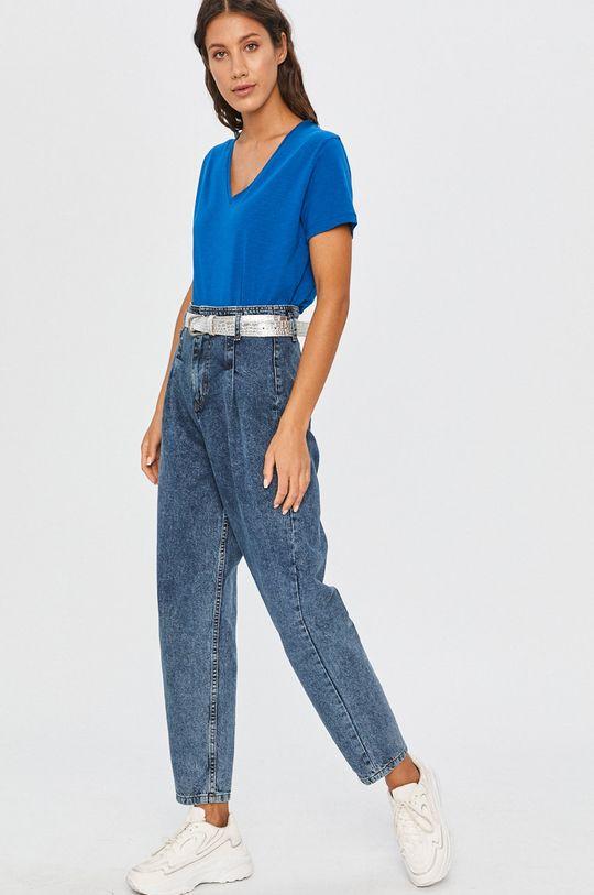 Answear - Tricou Answear Lab albastru