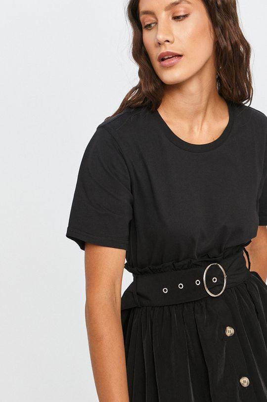 čierna Answear - Tričko Answear Lab