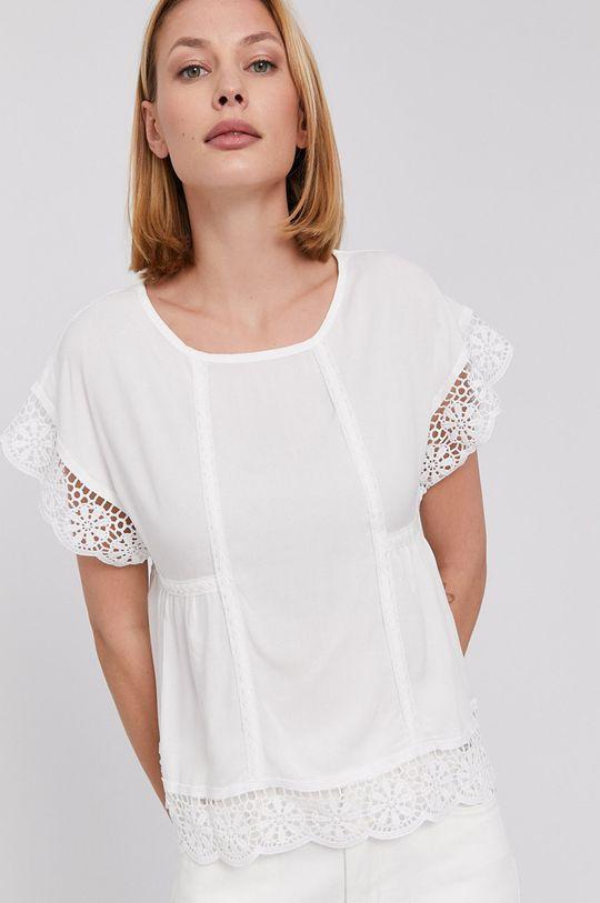 biały Answear Lab - Bluzka Damski