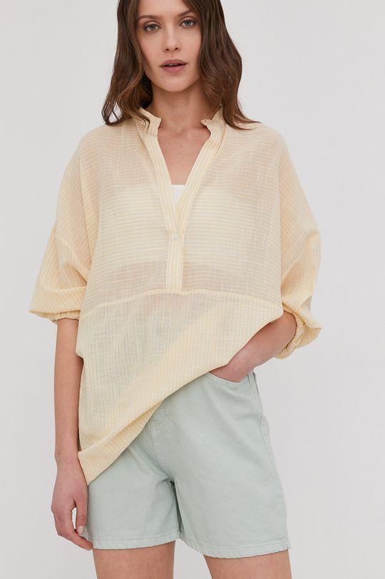 galben Answear Lab - Bluza De femei