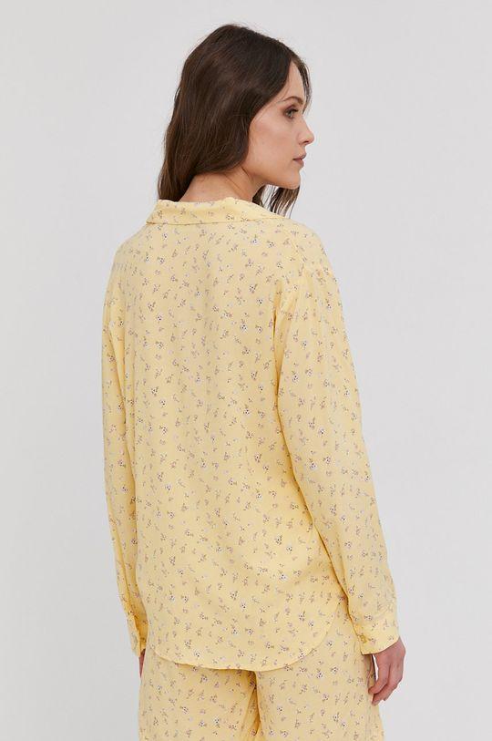żółty Answear Lab - Piżama