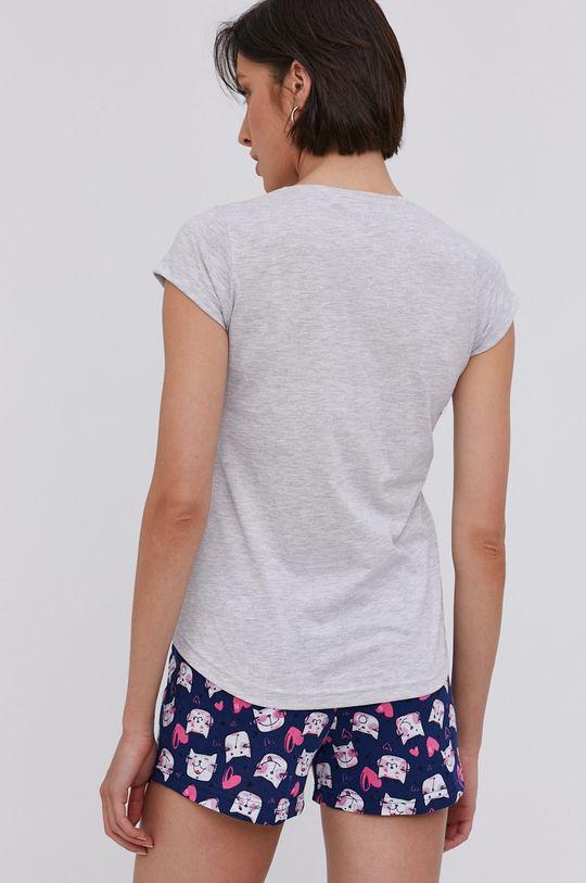 szary Answear Lab - Piżama