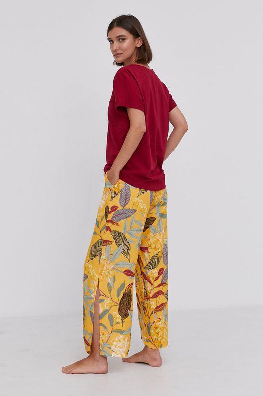 czerwony Answear Lab - Piżama