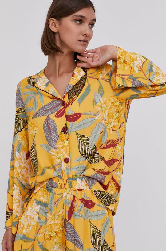 Answear Lab - Piżama żółty