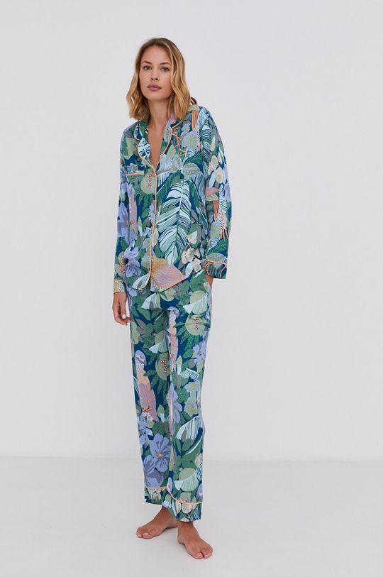 vícebarevná Answear Lab - Pyžamo Dámský