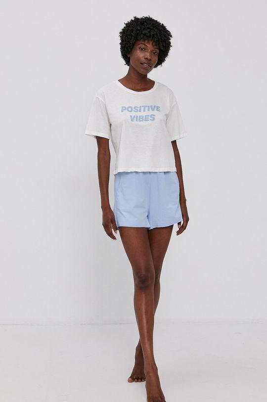 Answear Lab - Pyžamo bílá