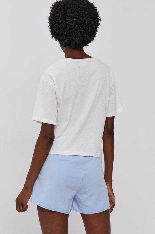 bílá Answear Lab - Pyžamo