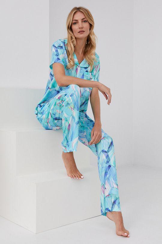 niebieski Answear Lab - Piżama Damski
