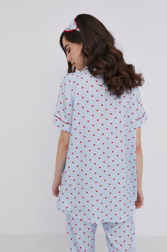 Answear Lab - Piżama z opaską na oczy 100 % Wiskoza
