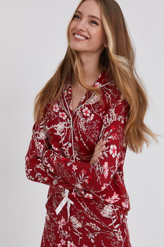 Answear Lab - Piżama czerwony