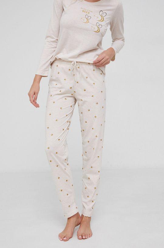 beżowy Answear Lab - Piżama