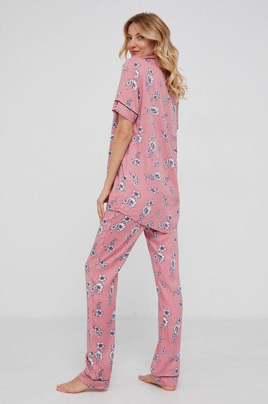 różowy Answear Lab - Piżama