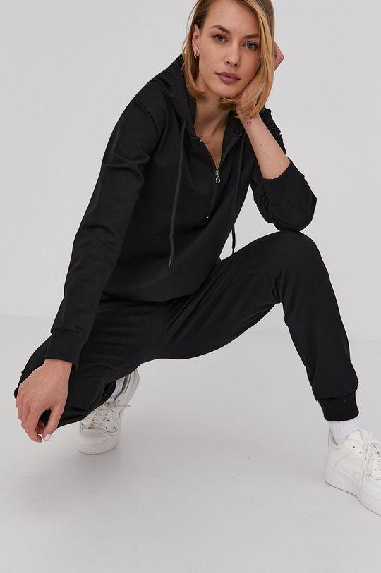 czarny Answear Lab - Bluza Damski