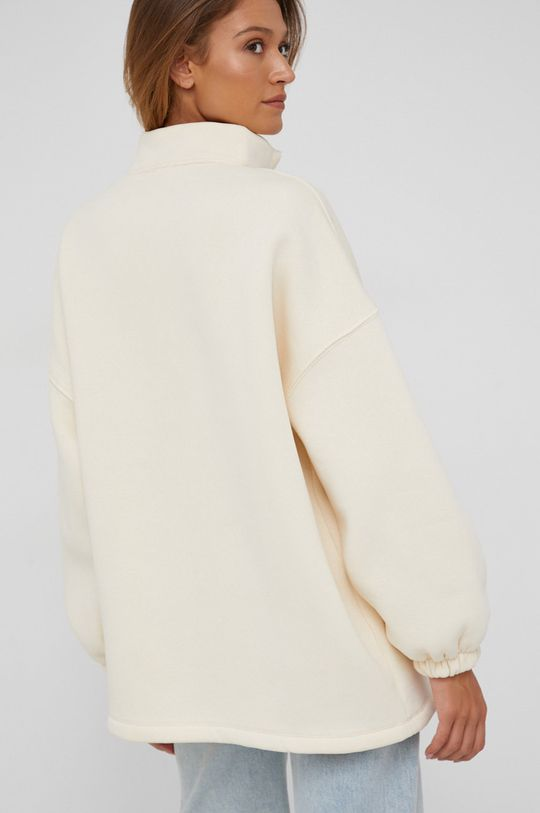 Answear Lab - Bavlněná mikina  100% Bavlna