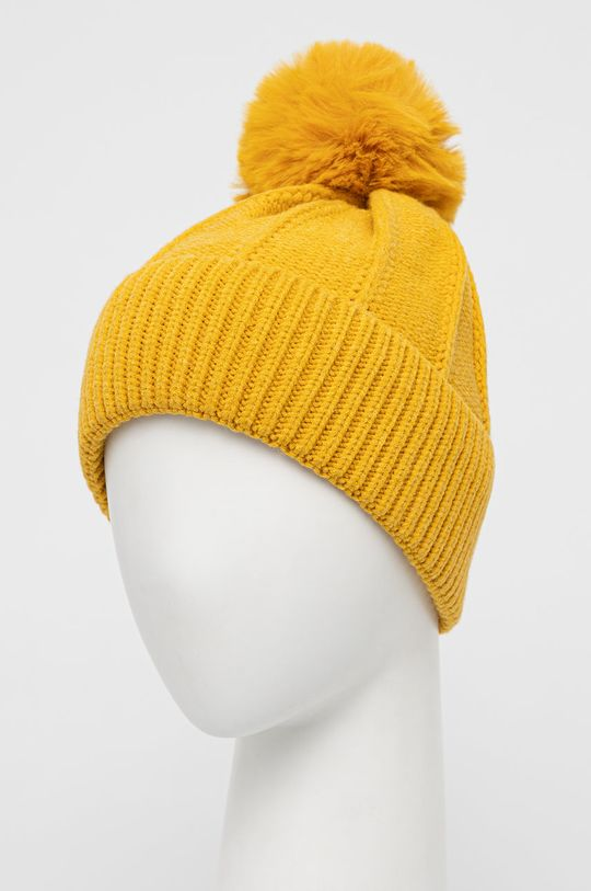 Answear Lab - Čepice žlutá