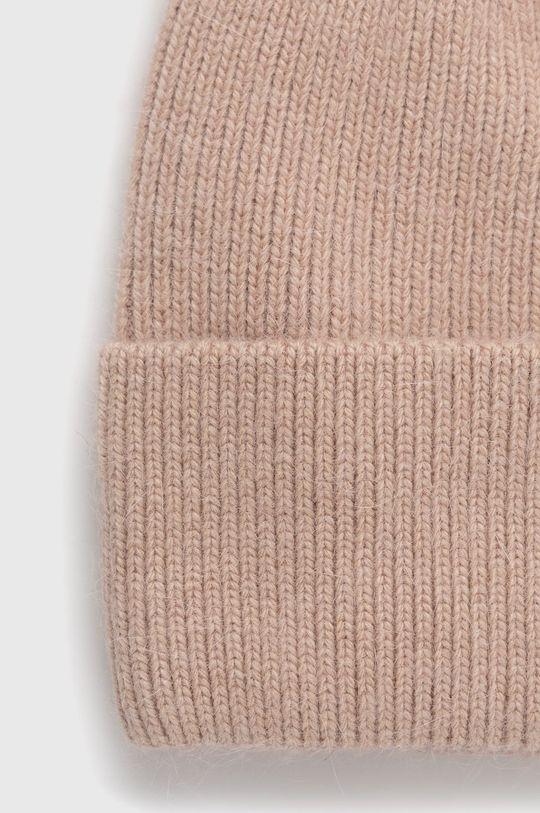 Answear Lab - Vlněný klobouk  10% Akryl, 30% Kašmír, 60% Vlna