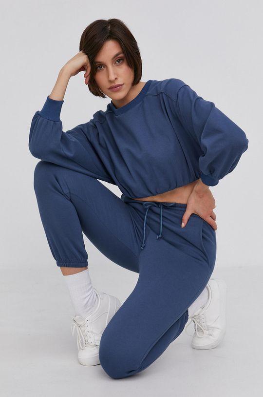 niebieski Answear Lab - Dres Damski