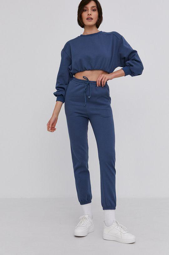 Answear Lab - Dres niebieski