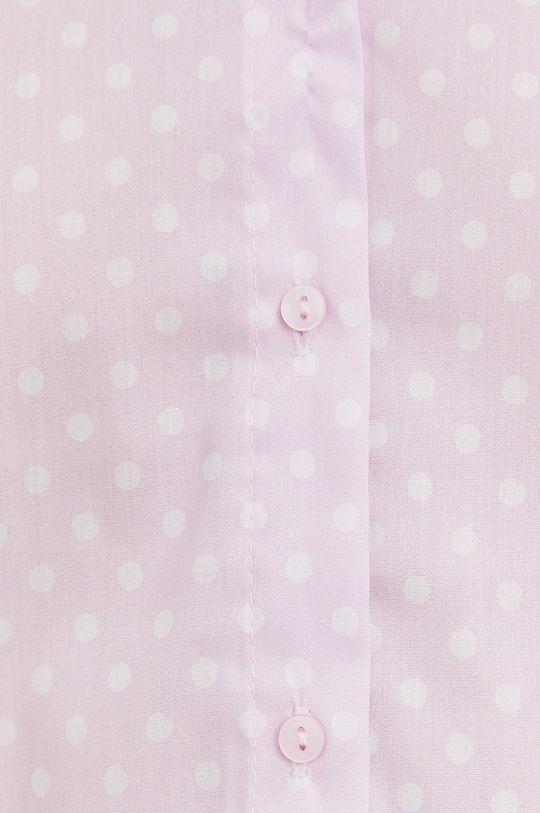 Answear Lab - Košeľa ružovo-červená