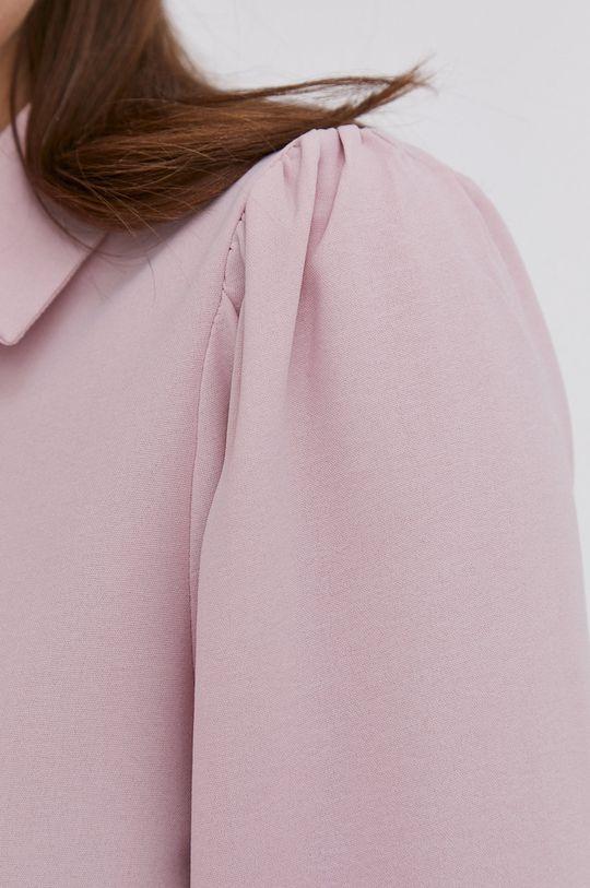 Answear Lab - Košeľa ružová