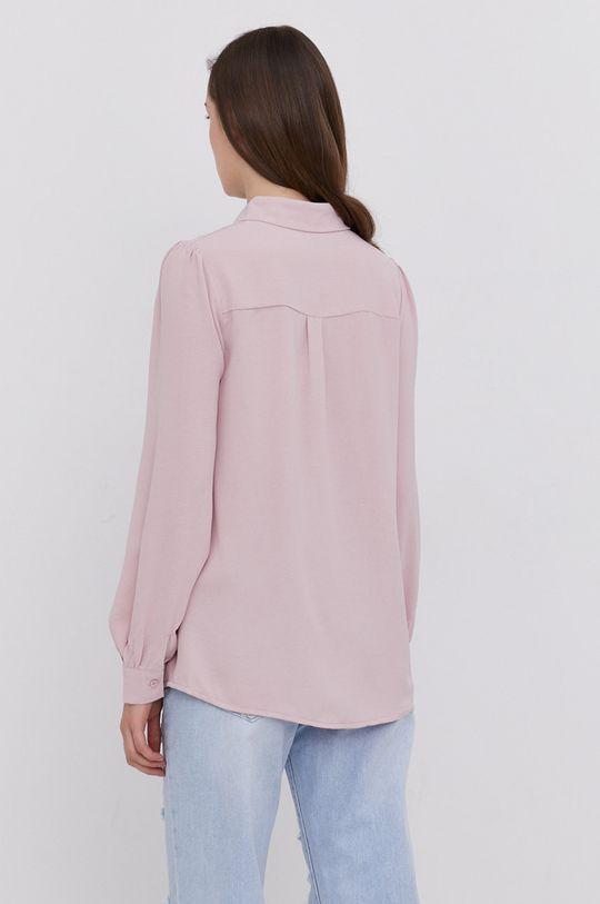 ružová Answear Lab - Košeľa